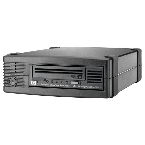 HP LTO-5 Ultrium 3000 SAS Tape Drive in 1U Rack-mount