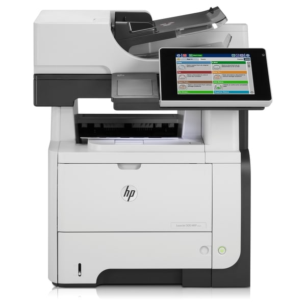 HP LaserJet 500 M525C Laser Multifunction Printer - Monochrome - Plai