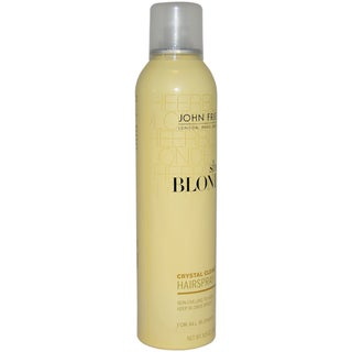 John Frieda Sheer Blonde Crystal Clear Shape & Shimmer 8.5-ounce Hair Spray
