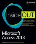 Microsoft Access 2013 Inside Out (Paperback)