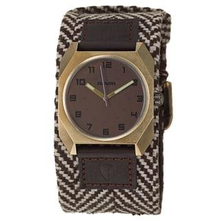 Nixon Women's Yellow Goldtone Steel 'Scout' Watch