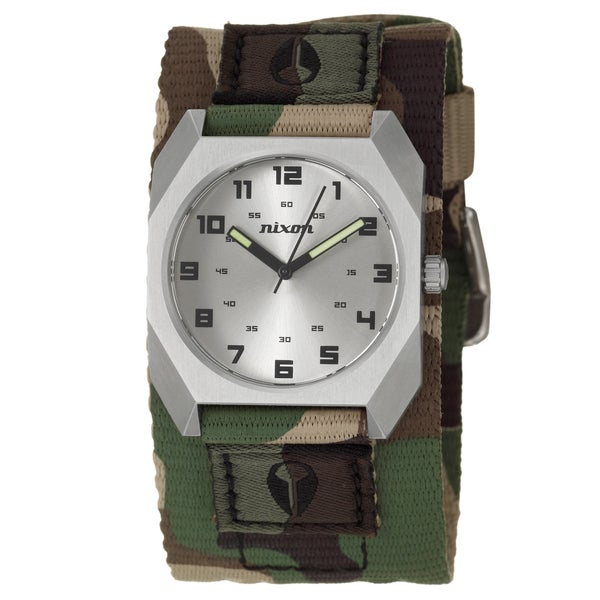 Nixon Men's Stainless Steel 'Scout' Watch