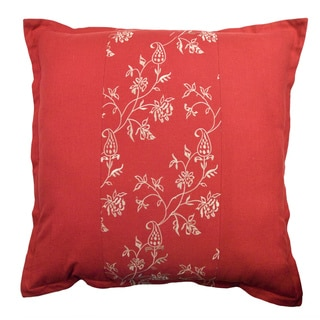 Rose Tree Margaritte Decorative Pillow