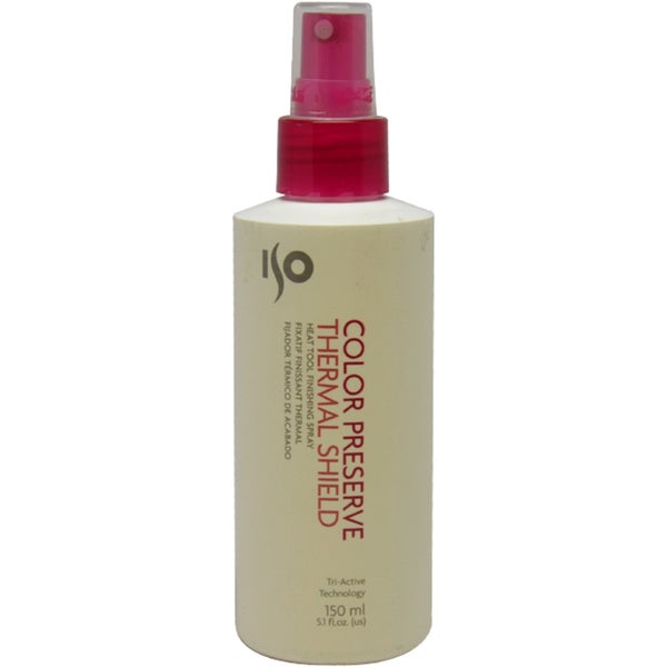 ISO Color Preserve Thermal Shield 5.1-ounce Finishing Spray