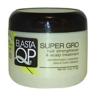 Elasta QP Super Gro 4-ounce Hair Strengthener & Scalp Treatment