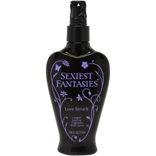 Body Fantasies Sexiest Fantasies Love Struck 7.35-ounce Body Spray