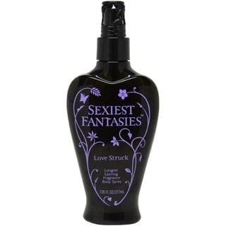 Body Fantasies Sexiest Fantasies Love Struck 7.35-ounce Body Spray