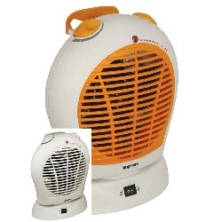 Impress Portable Oscillating Heater with Termperature Control