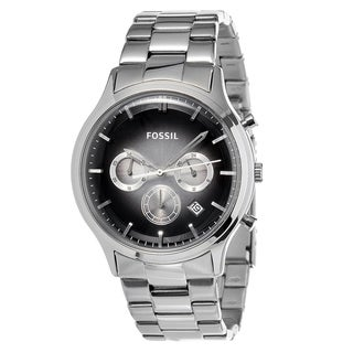 Fossil Men's Stainless Steel 'Ansel' Chronograph Watch