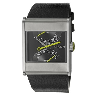 Nixon Men's Stainless Steel 'R1G1' Watch