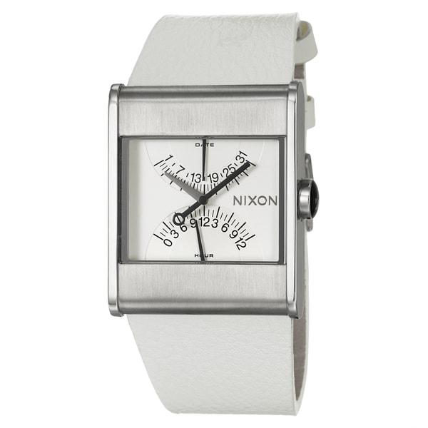 Nixon Men's Stainless Steel 'R1G1' Watch