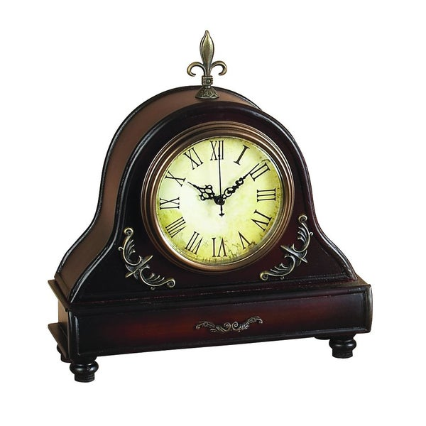 Cambria Traditional Mantle Clock