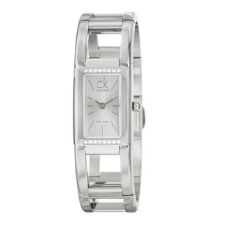 Calvin Klein Women's Stainless Steel Dress Watch