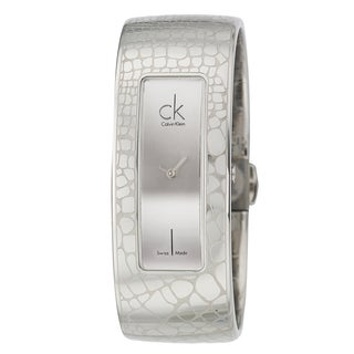 Calvin Klein Women's Stainless Steel 'Instinctive' Watch