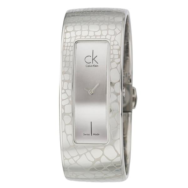 Calvin Klein Women's Stainless Steel 'Instinctive' Watch