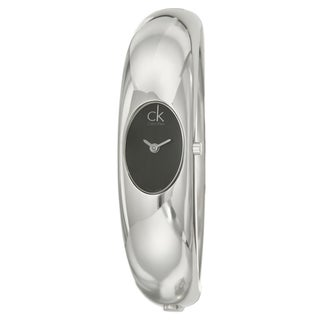 Calvin Klein Women's Water-Resistant Stainless-Steel 'Exquisite' Watch