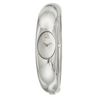 Calvin Klein Women's Stainless Steel 'Exquisite' Watch