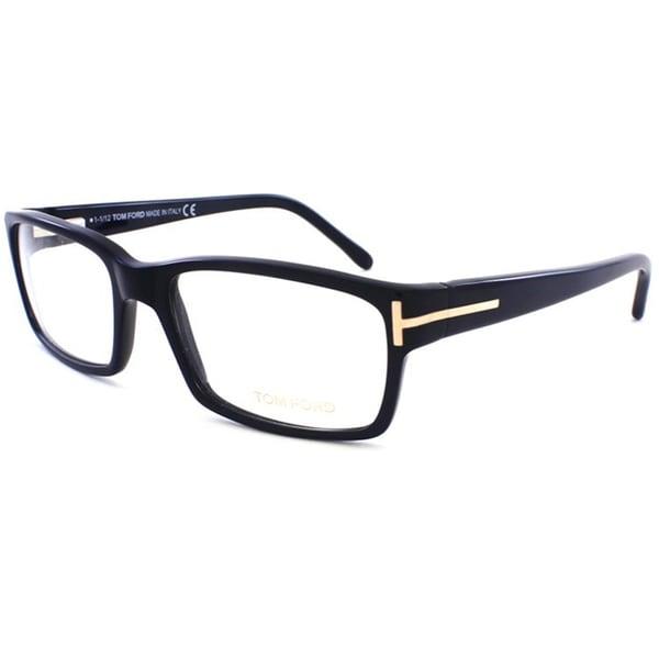 Tom Ford Women's Black Optical Eyeglass Frames