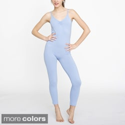 American Apparel Women's Cotton Spandex Unitard