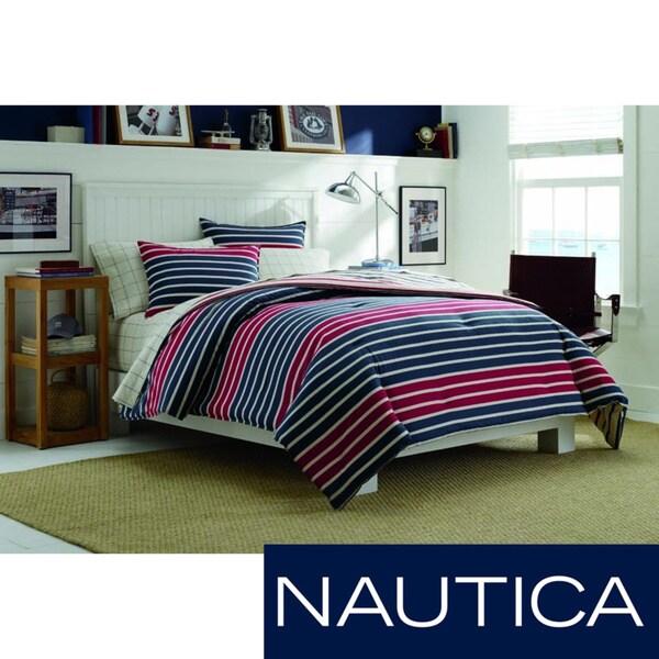 Nautica Casco Bay 3-piece Comforter Set