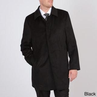 Martin Gordon Men's Five-button Car Coat