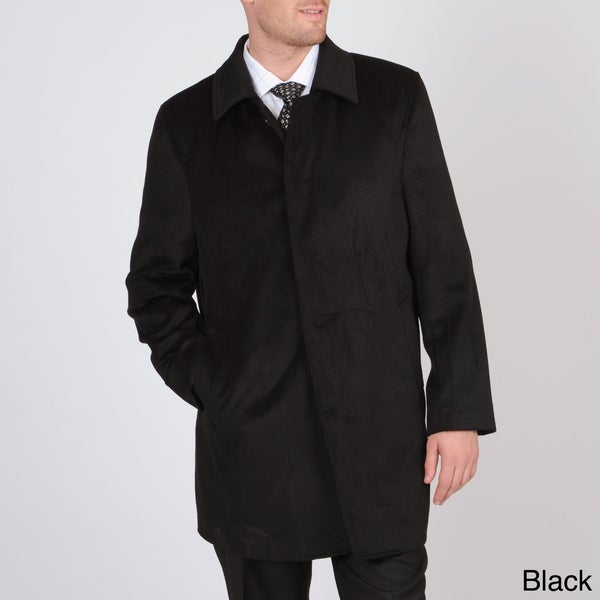 Martin Gordon Men's Five-button Car Coat