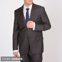 Martin Gordon Men's Slim Fit Two-button Suit