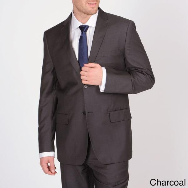 Martin Gordon Men's Slim Fit Two-button Suit