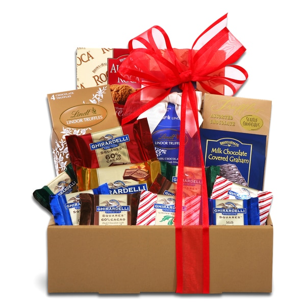 Alder Creek Gift Baskets Chocolate Paradise