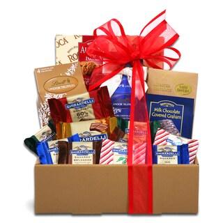Alder Creek Gift Baskets Ghirardelli Chocolate Paradise