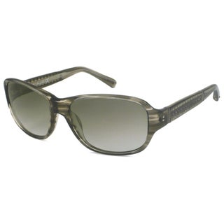 Kenneth Cole KC7014 Women's UV-Resistant Rectangular Sunglasses
