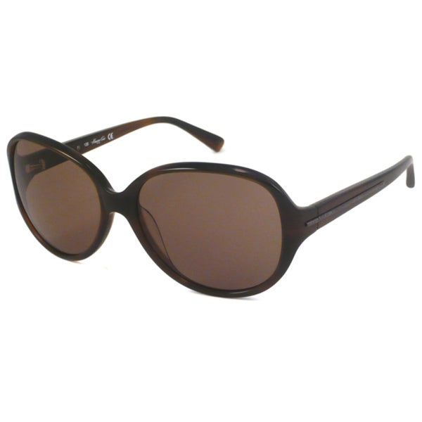 Kenneth Cole KC7016 Women's Rectangular Sunglasses