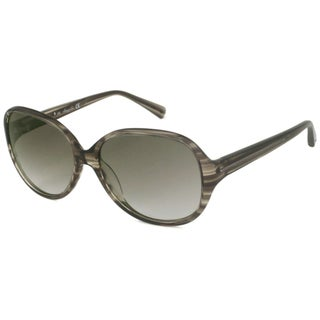 Kenneth Cole KC7016 Women's UV-Resistant Rectangular Sunglasses