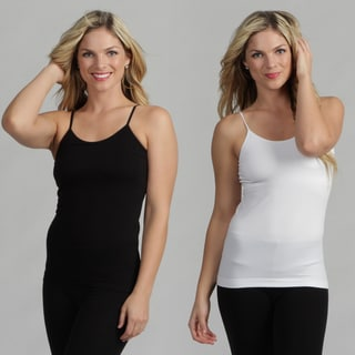 Body Beautiful 2-Pack Shaping Tank Tops