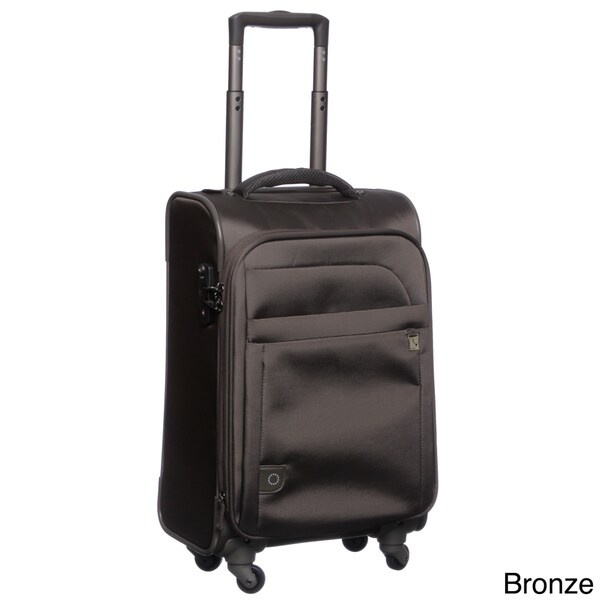 Antler USA 'XL New Size Zero' 22-inch Super Lightweight Carry On Spinner Upright