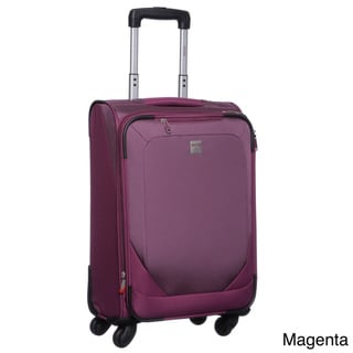 Antler USA 'Toluca' 22-inch Expandable Carry On Spinner Upright