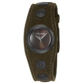 Nixon Women's Titanium Carbide Coated 'Naughty' Watch