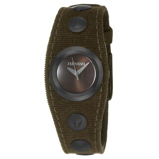 Nixon Women's Titanium Carbide Coated 'Naughty' Watch