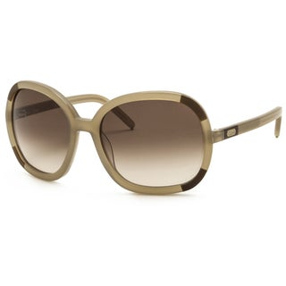 Chloe Women's 'Abelie' Mink Fashion Sunglasses