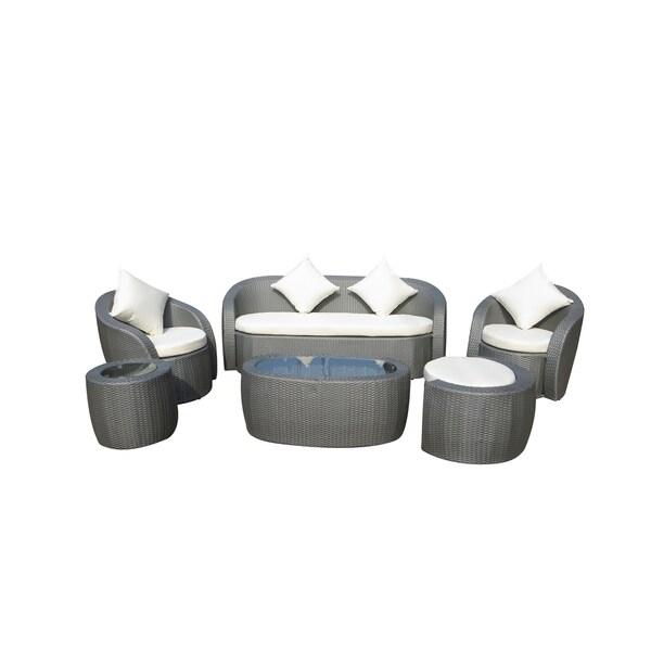 Pasha De Cartier 6-piece Outdoor Sofa Set