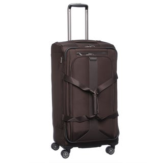 Biaggi Tecno Collection 31-inch Foldable Spinner Upright Duffle Bag
