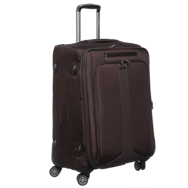 Biaggi Tecno Collection Foldable 27-inch Expandable Spinner Upright