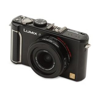 Panasonic Lumix DMC-LX3 10.1MP Black Digital Camera