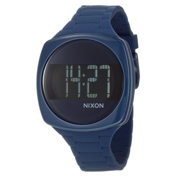 Nixon Men's Polycarbonate 'Dash' Date Watch
