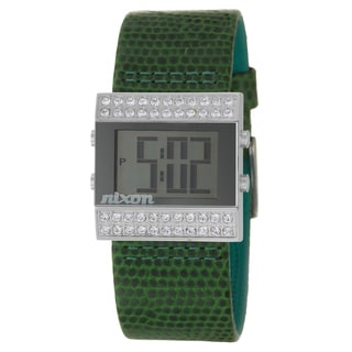 Nixon Women's Stainless Steel 'Crystal Compact' Watch