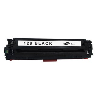 HP 128A Compatible Black Toner Cartridge for Hewlett Packard CE320A (Remanufactured)