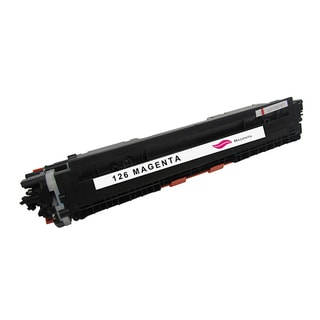HP 126A Compatible Magenta Toner Cartridge for Hewlett Packard CE313A (Remanufactured)