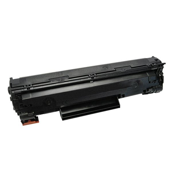 Canon 128 3500B001AA Compatible Black Toner Cartridge (Remanufactured)