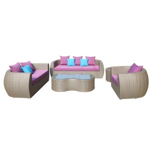 Glitz 5-Piece Outdoor Furniture Set