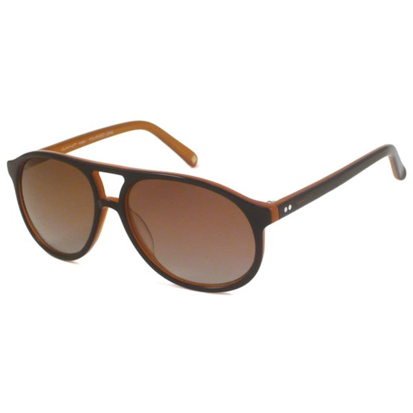 Gant GRS Stoffe Men's Polarized/ Aviator Sunglasses